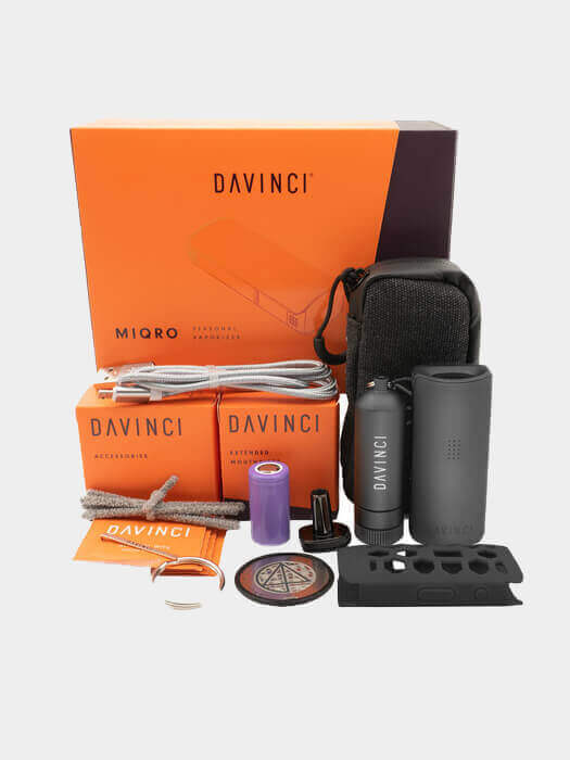 DaVinci – MIQRO Explorer's Collection