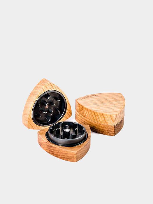 Gleichdick – Holz Grinder