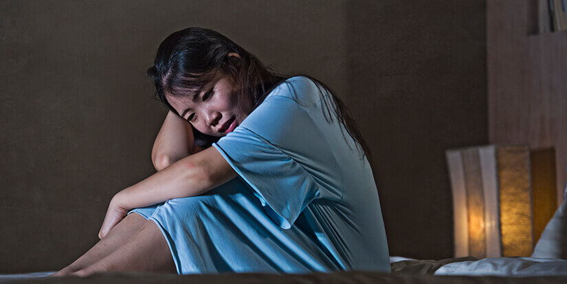 Baldrian und Hopfen vaporisieren gegen Schlafstörungen