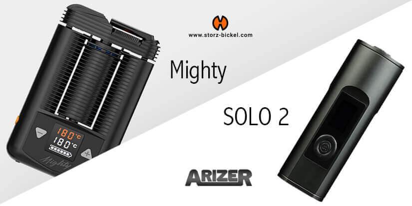 Vaporizer im Vergleich – Mighty vs. Solo II