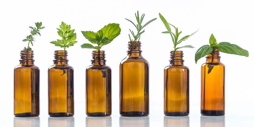 Ätherische Öle im Vaporizer