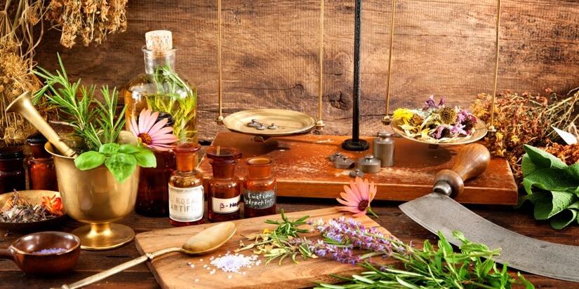 Aromatherapie mit dem Vaporizer